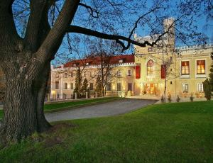 St. Havel Chateau Отель